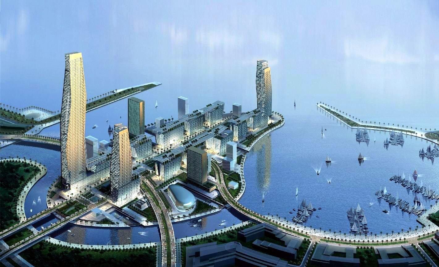 SAUDI NEW CITY