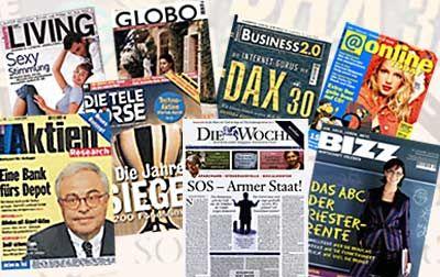 Medienkrise: Zahlreiche Opfer der Werbeflaute