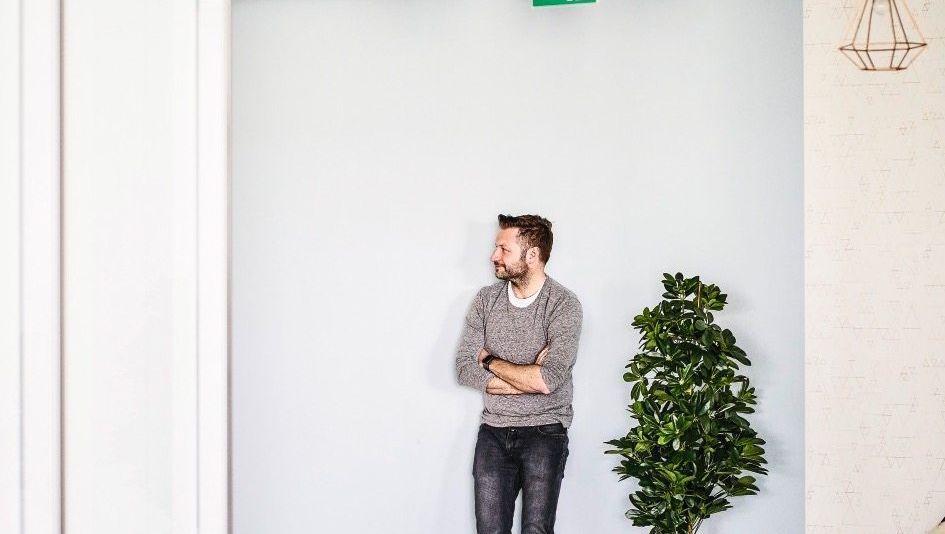 Start-up-Patron: Gründer Rolf Schrömgens hat sich gut eingerichtet im Arbeitsleben. Nichts mag er weniger als gute Ratschläge – auch nicht vom US-Großaktionär.