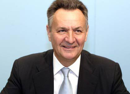 Michael Frenzel (51), Chef des Touristikkonzerns Tui (vormals Preussag)