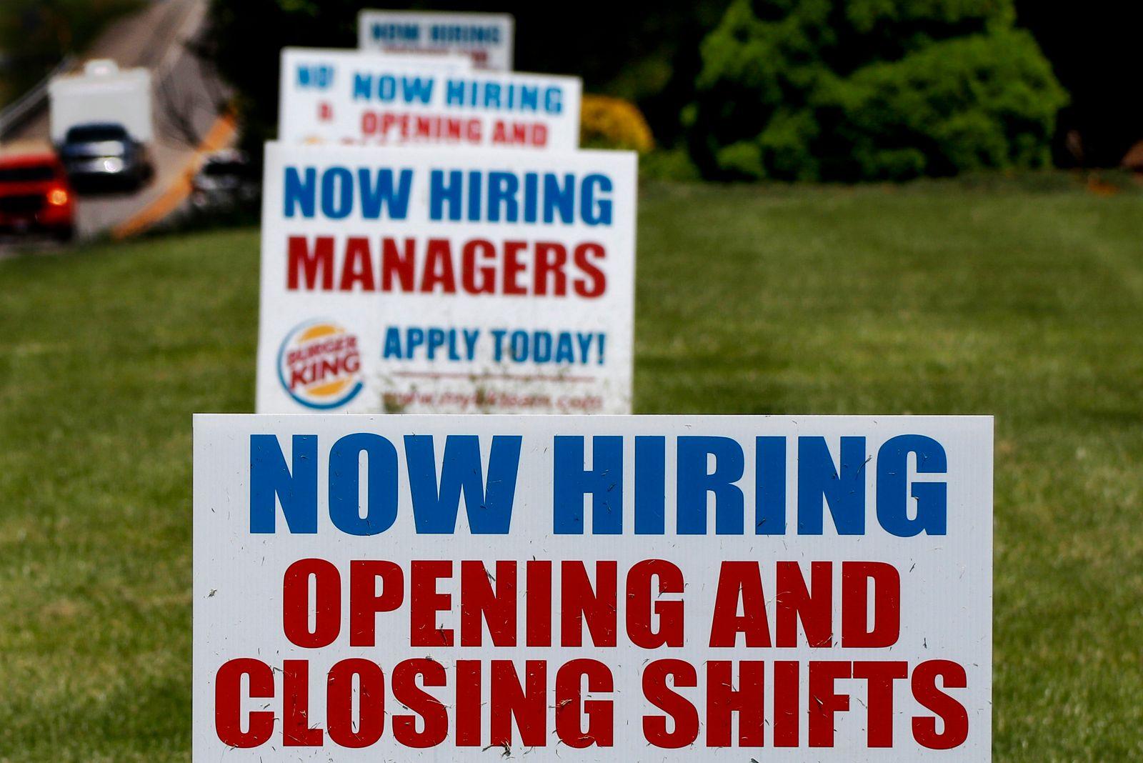 Virus Outbreak Pennsylvania Unemployment