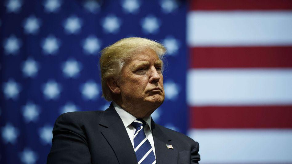 """Donald Trump: Die zivilisierte Welt muss nach Meinung des künftigen US-Präsidenten """"ihr Denken ändern"""""""