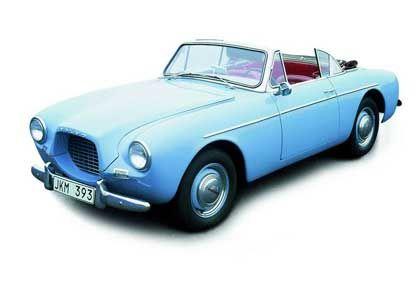 P1900 (1954): Das umstrittenste Volvo-Modell überhaupt