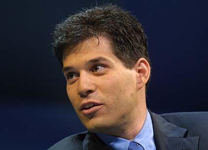 Optimistische Prognosen: SAP-Vorstand Shai Agassi