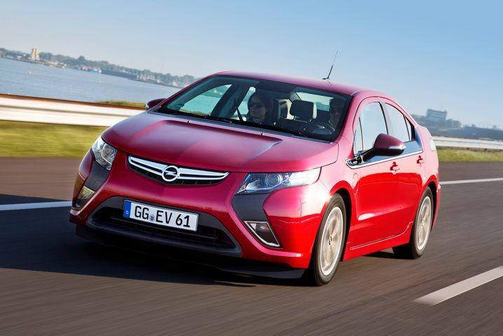 Opel Ampera: In diesem Jahr wurden in Deutschland gerade mal 90 Stück verkauft