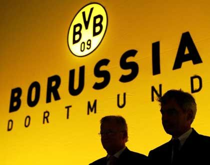 BVB-Präsident Niebaum: Der Rücktritt bis 2006 ist besiegelt