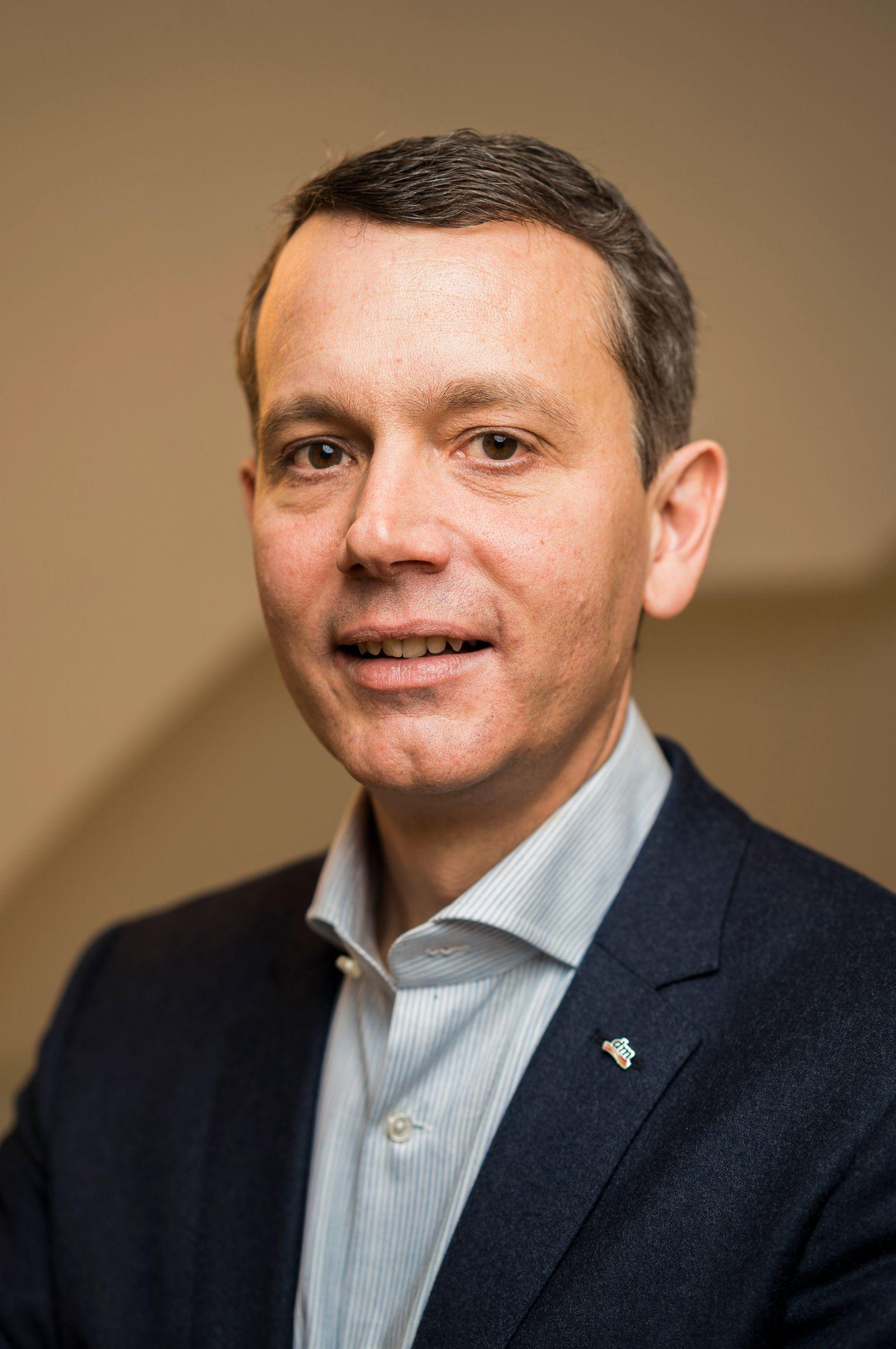 dm Chef Christoph Werner