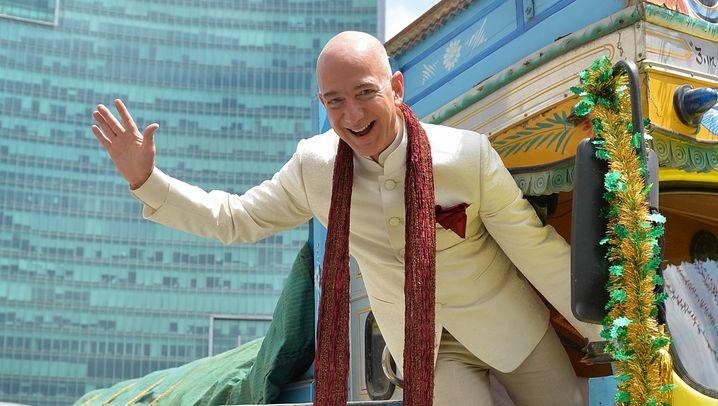 Nacktfotos vom reichsten Mann der Welt: 10 Leute, die viel Geld für Bezos' Bilder zahlen würden