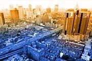 Schanghai-Skyline: China hat über 100 Millionen-Städte