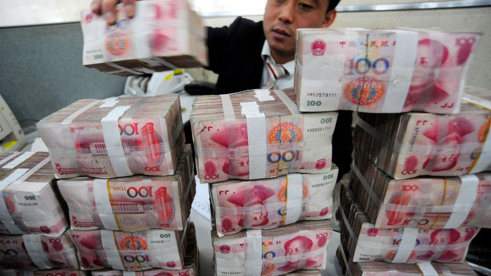 Weltwährung: China verschärft globale Devisenattacke