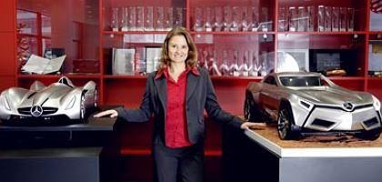 """Wirtschaftsingenieurin Nicola Trevisany: """"Ich komme aus einer autobegeisterten Familie"""""""