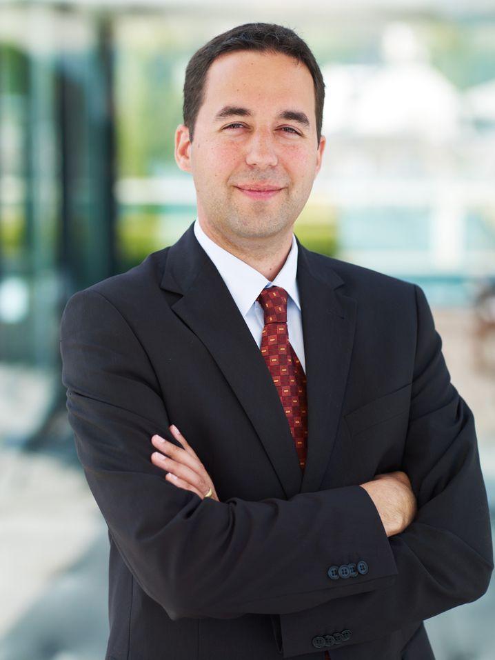 Christian Mumenthaler wird künftig den Rückversicherer Swiss Re führen