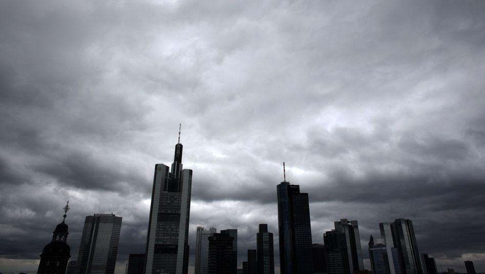 Frankfurt im Dunkeln: Die Immobiliengruppe S&K befindet sich im Visier der Behörden