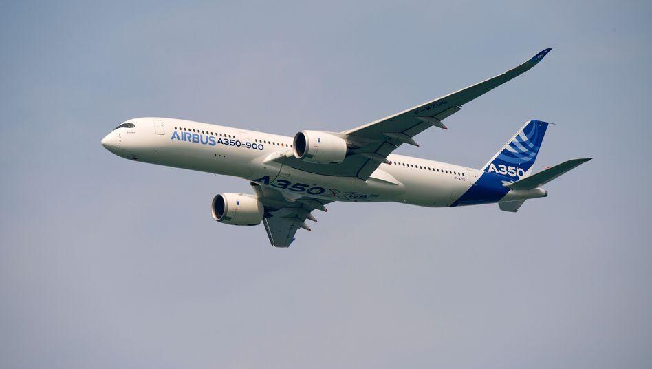 Ein Airbus A350-900