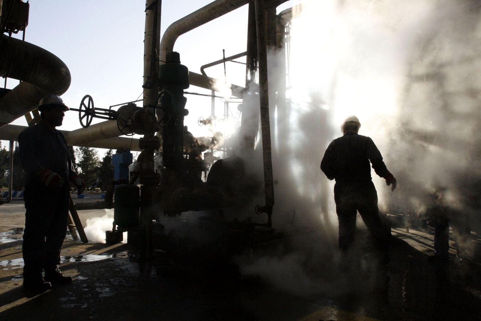 Öl / Iran