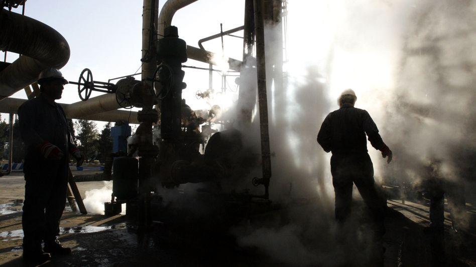 Öl-Raffinerie: Ölpreis auf Zweieinhalb-Jahres-Hoch