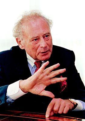 Mit Schrauben groß geworden: Reinhold Würth