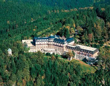 Vom Pächter vernachlässigt? Schlosshotel Bühlerhöhe