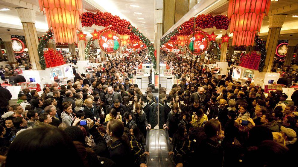 Ländervergleich: Was Europäer zum Weihnachtsfest ausgeben