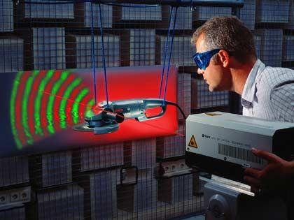 """Bosch-Akustiklabor: """"Auch unsere Forscher und Entwickler schießen manchmal übers Ziel hinaus."""""""