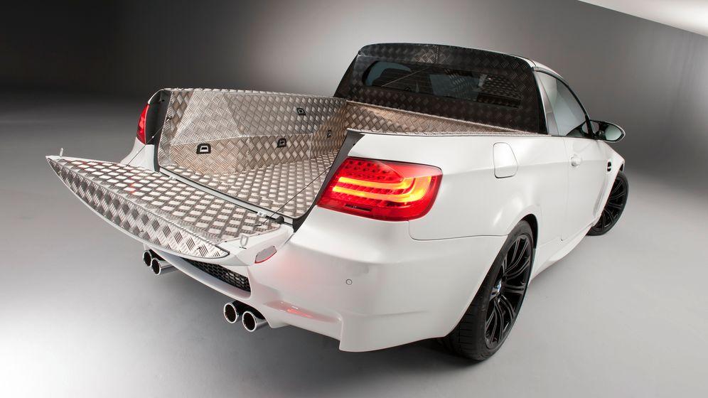 BMW-M-Prototypen: Pick-up und Hochdach-Renner