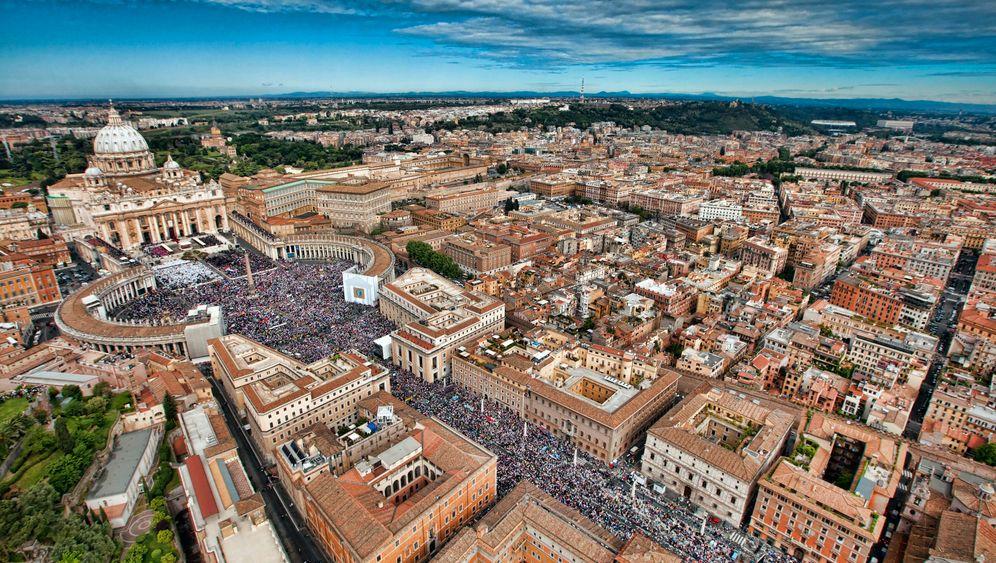 Shoppingtour durch Rom: Exklusiv, exklusiver, am exklusivsten