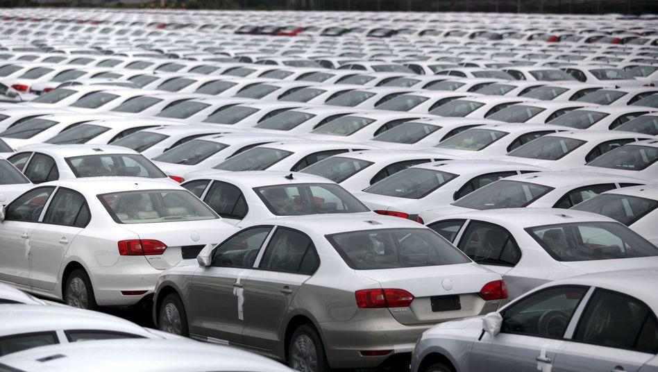 Jettas für den nordamerikanischen Markt: Volkswagen erlebt ein Waterloo - eine kleine Non-Profit-Organisation deckte den Abgas-Skandal auf