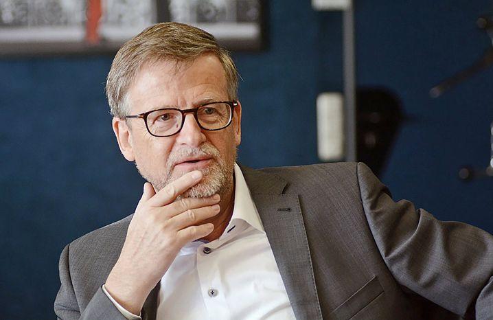 Verheerende Bilanz nach nur gut 200 Tagen: Jörn Werner.