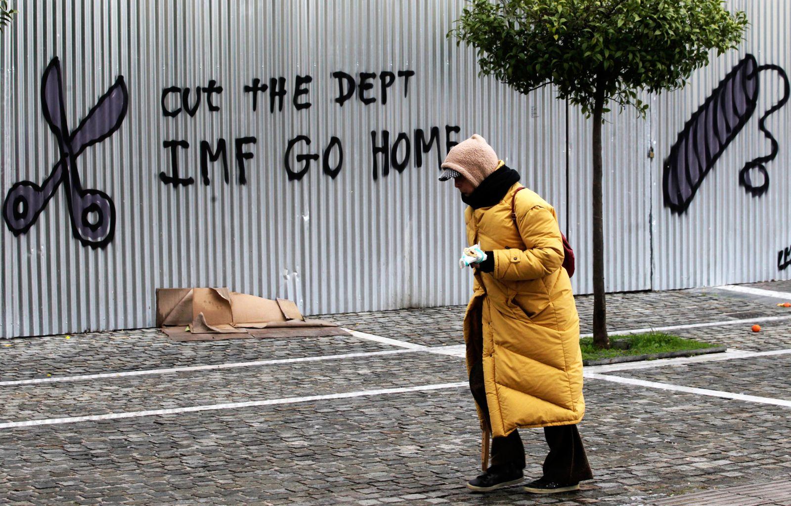 Griechenland / Schulden / IWF / Konjunktur