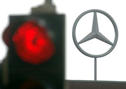 Jobabbau bei Mercedes: Knapp eine Milliarde Euro Restrukturierungskosten