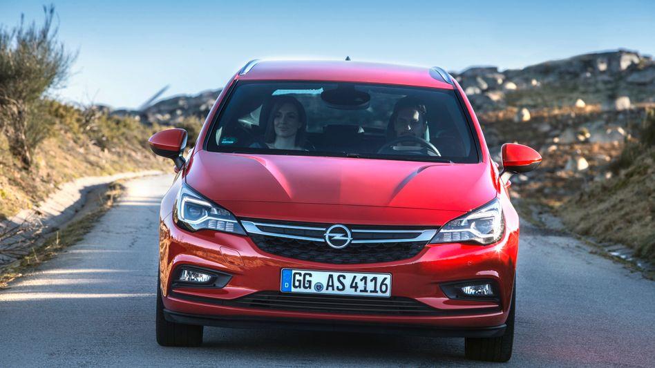Opel Astra: Die Deutsche Umwelthilfe fordert bereits ein Auslieferungsverbot für die Diesel-Versionen