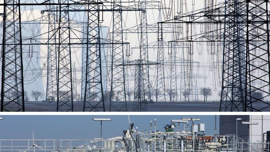 Am Limit: Das deutsche Gasnetz ist für die Energiewende schlecht gerüstet