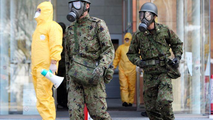 Japan: Kernschmelze in Fukushima