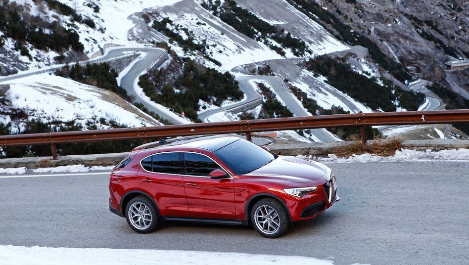 Alfa Romeo Stelvio: Mit Preisen überhäuft, die Verkäufe blieben dennoch mau