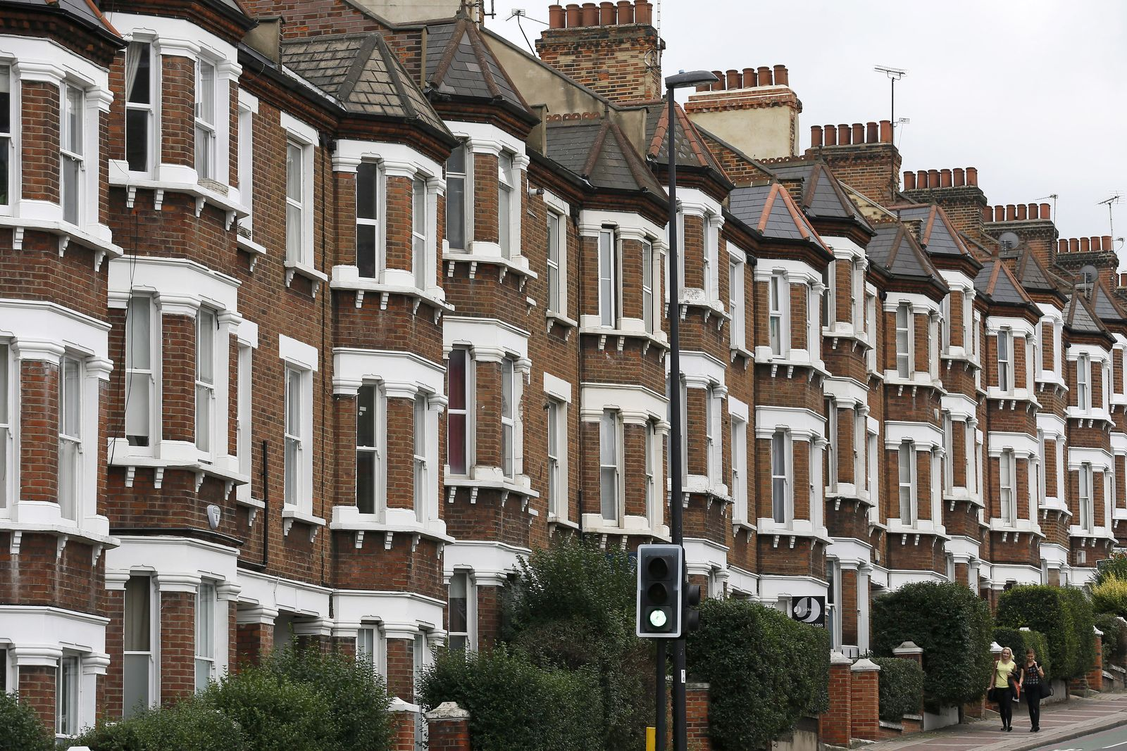 London / Häuser