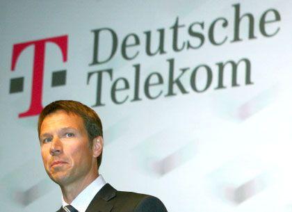 Gestrenger Gesellschafter: Telekom-Chef Obermann erwartet von Congstar schwarze Zahlen