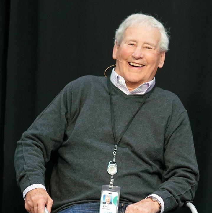Bill Campbell (undatiertes Bild): Er gilt als Silicon-Valley-Schwergewicht, saß im Apple-Verwaltungsrat und beriet quasi alle Silicon-Valley-Größen.
