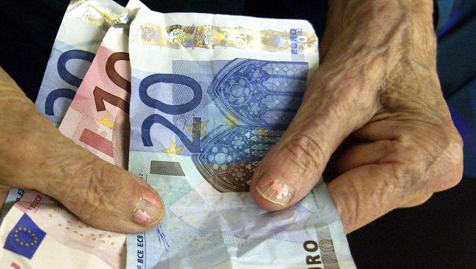 Rente vom Staat: Reserve überschreitet 28-Milliarden-Grenze