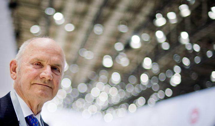 Ferdinand Piëch war Vorstands- und später Aufsichtsratschef von VW