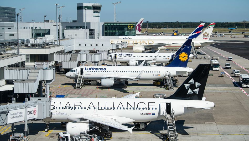 Drohnen legen Frankfurter Flughafen lahm
