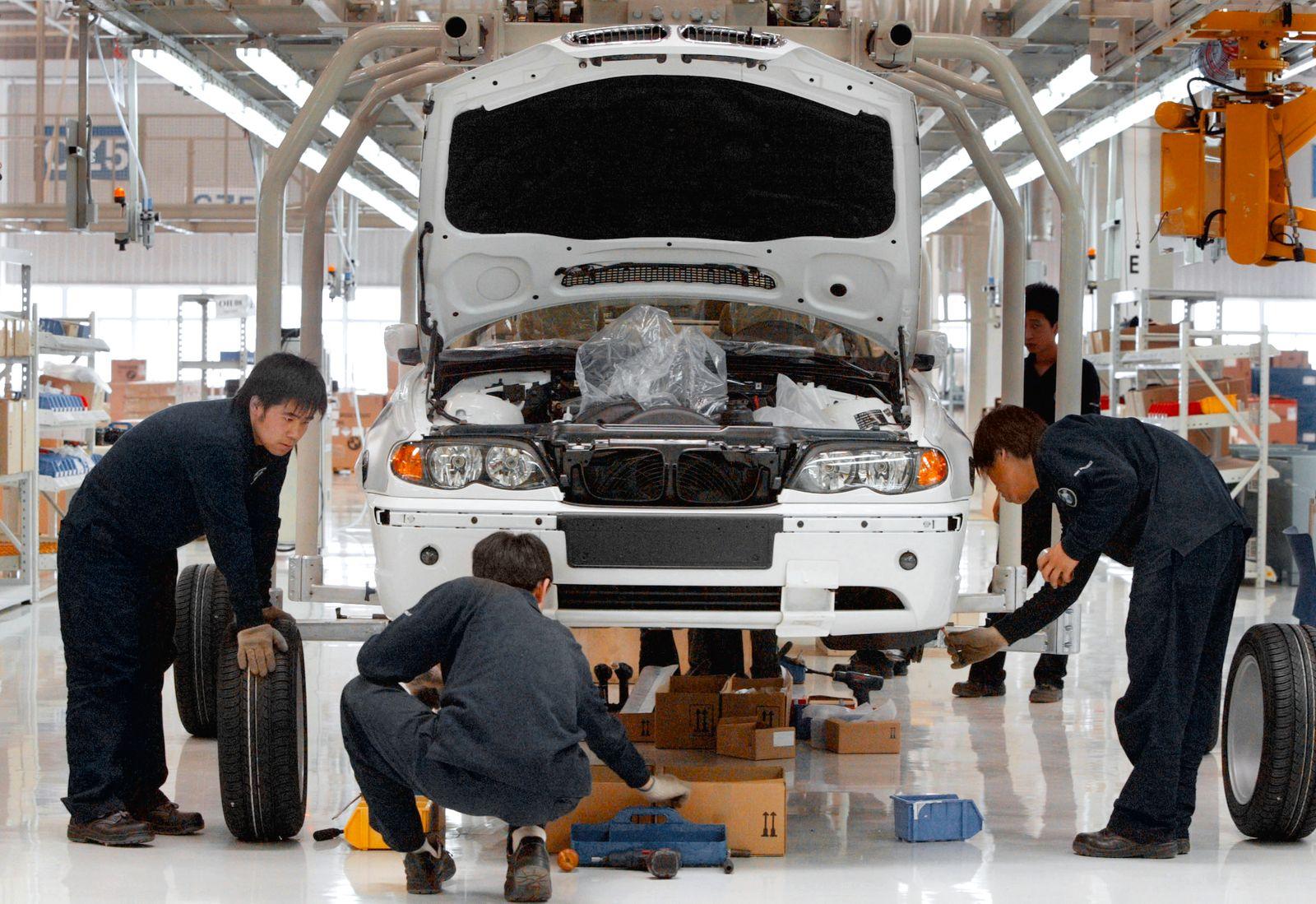 China / Shenyang / BMW Brilliance Automotive Ltd