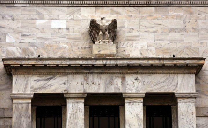 Fed-Zentrale in Washington: 2014 endet die Amtszeit von Ben Bernanke