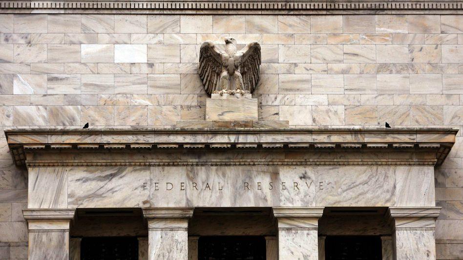 """US-Notenbank Fed: """"Das wirtschaftliche Wachstum war in diesem Jahr deutlich langsamer, als von uns erwartet"""""""