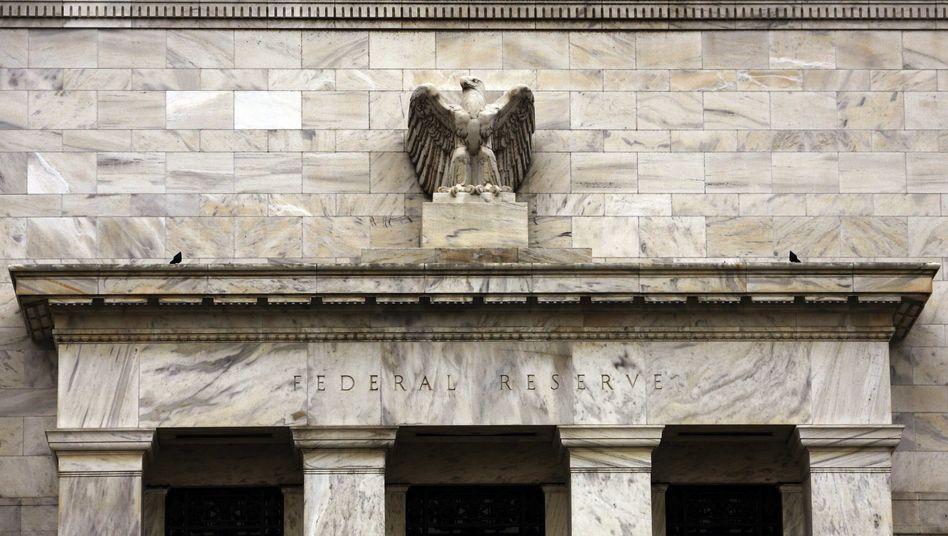 Amerikanische Zentralbank: Notenbanker sorgen weltweit für Kursverluste