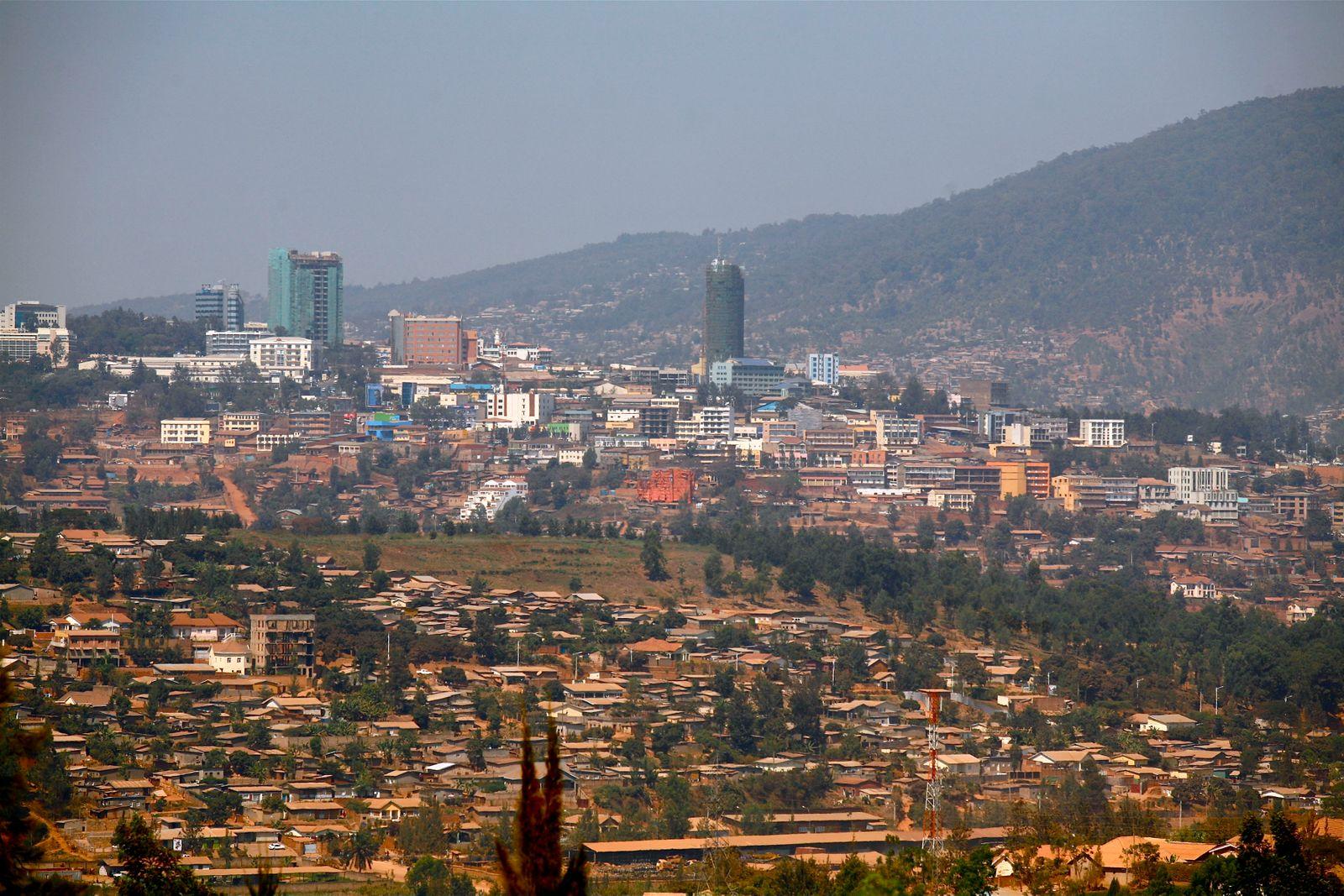 NICHT MEHR VERWENDEN! - Rwanda / Ruanda - Kigali