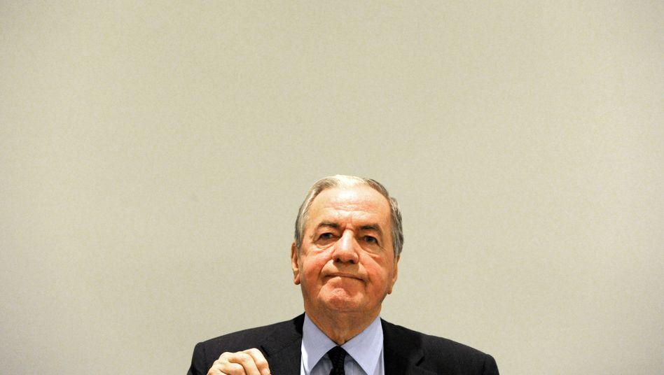 Hilmar Kopper: Abschied als Chefaufseher der HSH Nordbank
