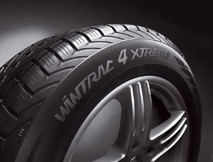 Vredestein Wintrac 4 Xtreme: Auf meinen SUV kommen nur Designer-Pneus...