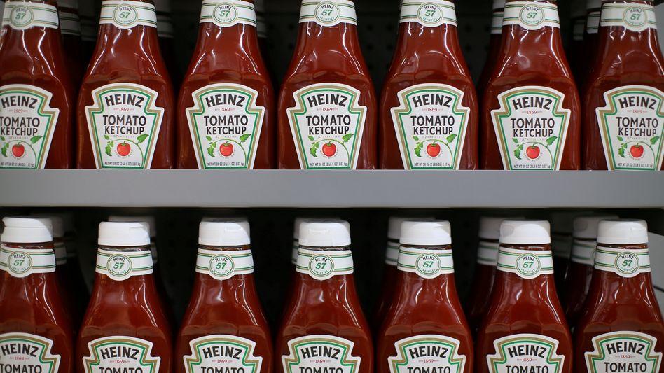 Tomatenketchup ist nur eines von vielen Produkten aus den USA, auf die die Europäische Union ab Dienstag Strafzölle erhebt
