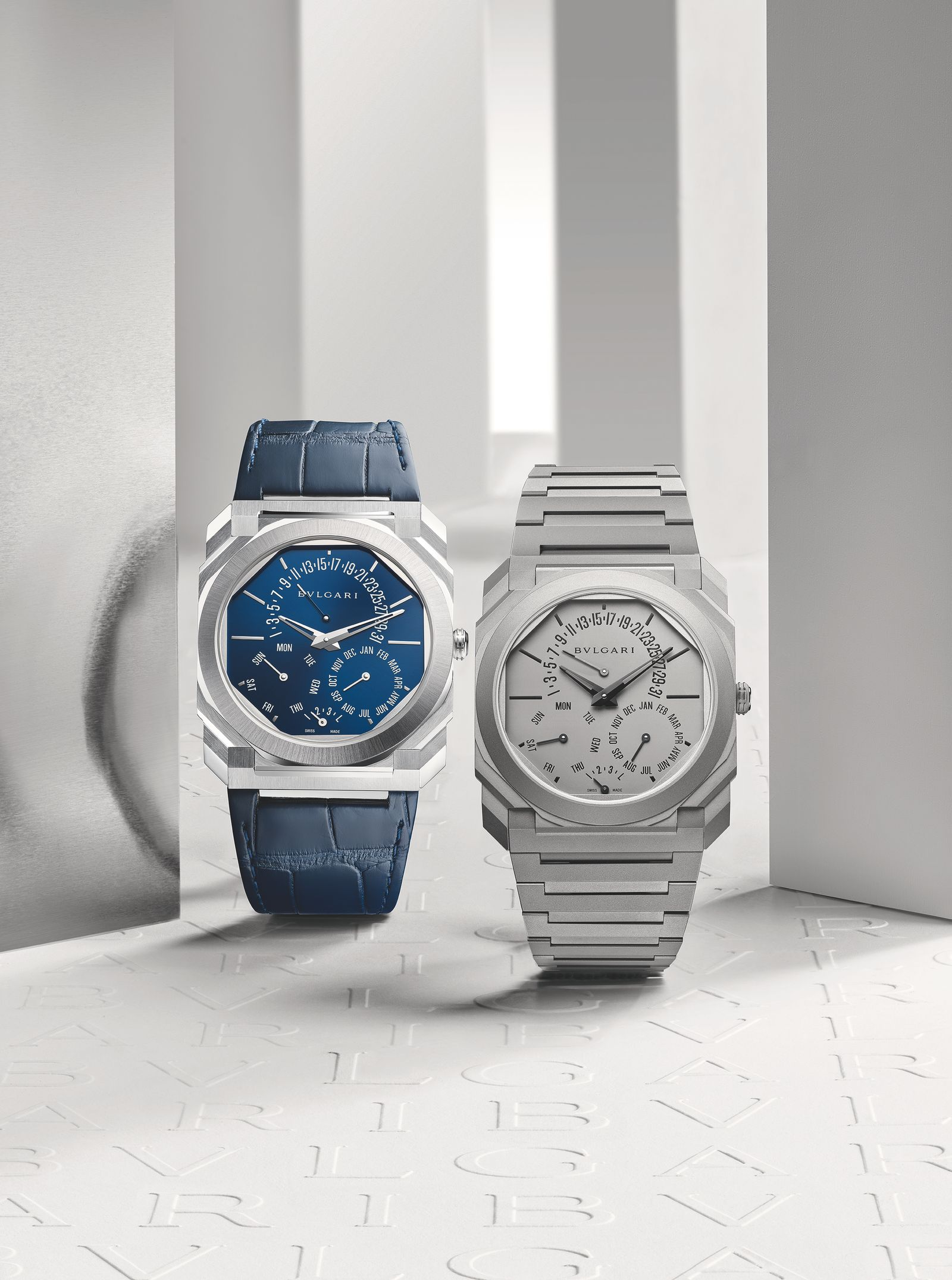 SIHH | Watches and Wonders | Bulgari Octo Finissimo Perpetual Calendar