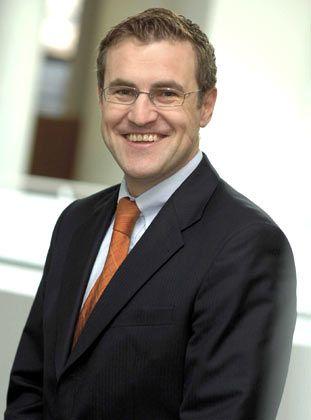 Bis 2006 in verschiedenen Funktionen bei der HypoVereinsbank tätig: Banker Dreesen